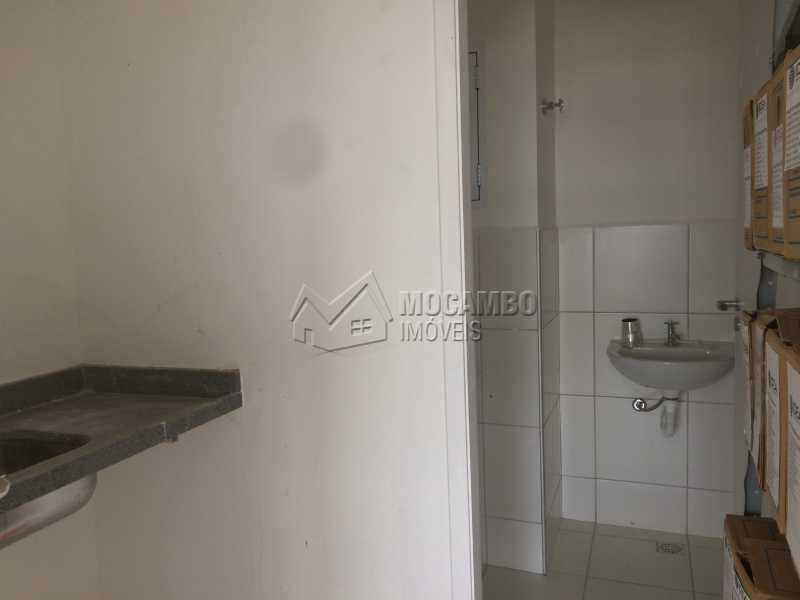 Banheiro - Sala Comercial 68m² para venda e aluguel Itatiba,SP - R$ 1.620 - FCSL00150 - 6
