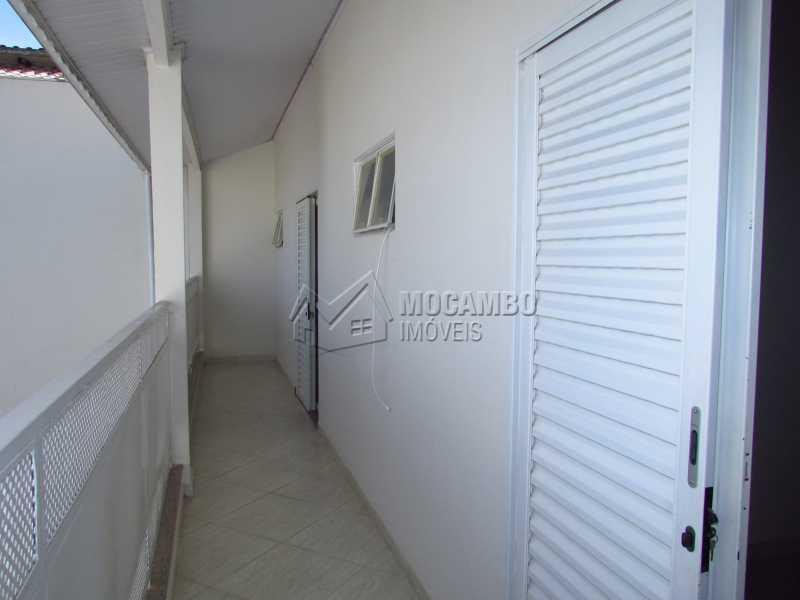 Varanda - Casa 3 quartos para alugar Itatiba,SP - R$ 1.500 - FCCA31044 - 12