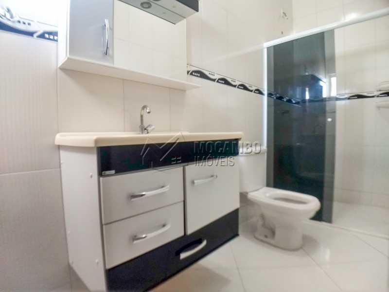 Banheiro Suíte - Casa 3 quartos para alugar Itatiba,SP - R$ 1.500 - FCCA31044 - 6