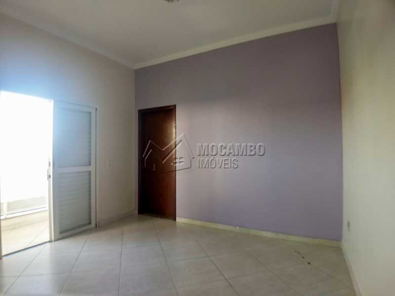 Suíte - Casa 3 quartos para alugar Itatiba,SP - R$ 1.500 - FCCA31044 - 5
