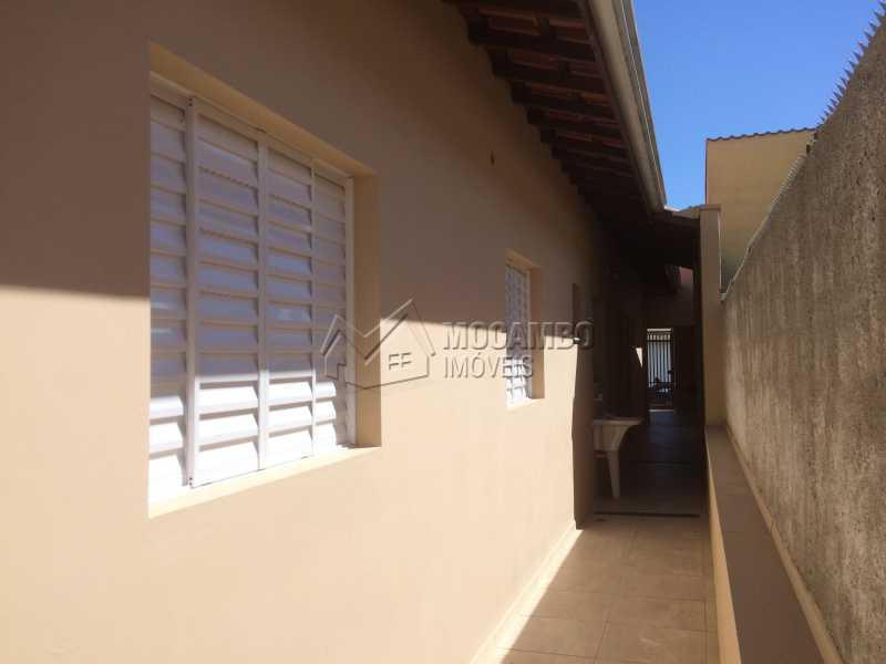 Corredor/Área de serviço - Casa 3 quartos à venda Itatiba,SP - R$ 265.000 - FCCA31048 - 7