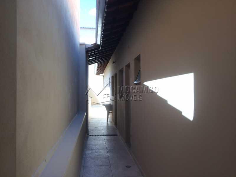 Corredor/Área de serviço - Casa 3 quartos à venda Itatiba,SP - R$ 265.000 - FCCA31048 - 6
