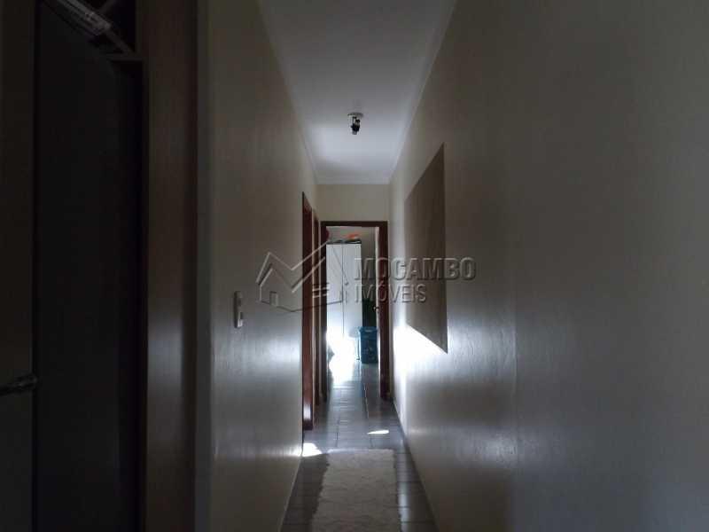 Corredor - Casa Itatiba, Jardim México, SP À Venda, 2 Quartos, 67m² - FCCA20944 - 6