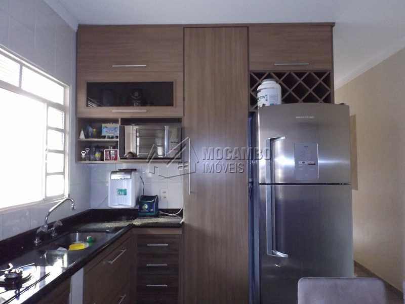 Cozinha - Casa 2 quartos à venda Itatiba,SP - R$ 330.000 - FCCA20944 - 1