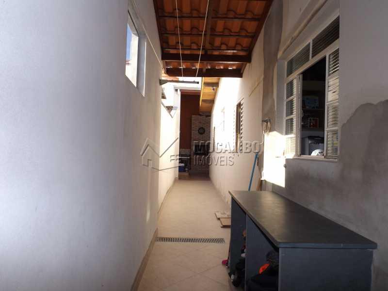 Corredor Externo - Casa Itatiba, Jardim México, SP À Venda, 2 Quartos, 67m² - FCCA20944 - 10