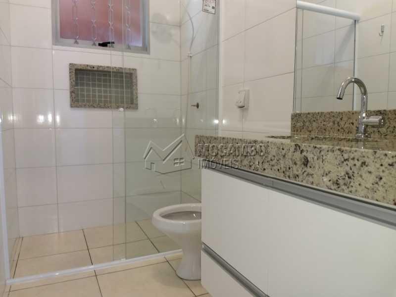 Banheiro Social - Casa 2 quartos para alugar Itatiba,SP - R$ 1.100 - FCCA20945 - 8