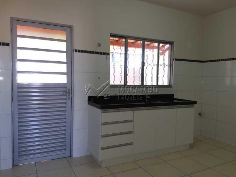 Cozinha - Casa 2 quartos para alugar Itatiba,SP - R$ 1.100 - FCCA20945 - 5