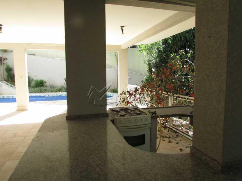 Churrasqueira - Casa À Venda no Condomínio Itatiba Country Club - Residencial Fazenda Serrinha - Itatiba - SP - FCCN50018 - 4