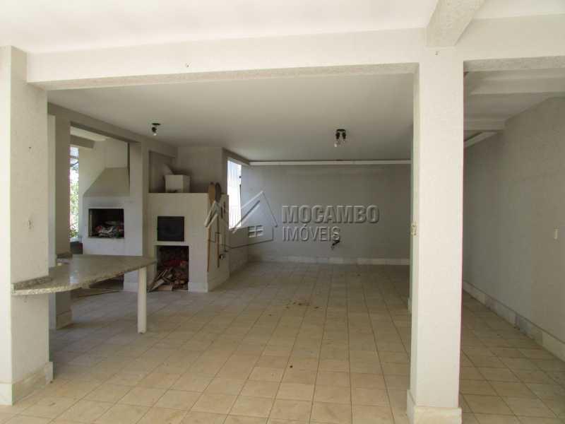 Espaço Gourmet - Casa À Venda no Condomínio Itatiba Country Club - Residencial Fazenda Serrinha - Itatiba - SP - FCCN50018 - 5
