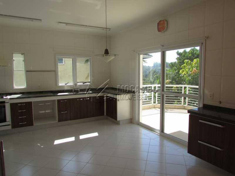 Cozinha - Casa À Venda no Condomínio Itatiba Country Club - Residencial Fazenda Serrinha - Itatiba - SP - FCCN50018 - 8