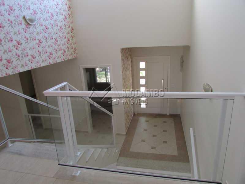 Entrada Principal - Casa À Venda no Condomínio Itatiba Country Club - Residencial Fazenda Serrinha - Itatiba - SP - FCCN50018 - 16