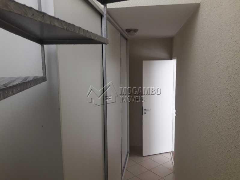 Armários - Apartamento 2 quartos à venda Itatiba,SP - R$ 690.000 - FCAP20723 - 12