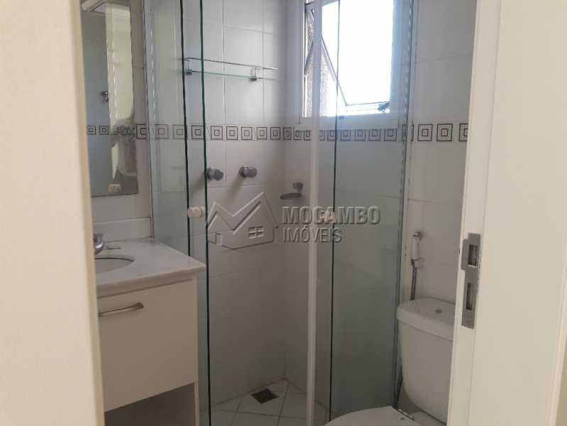 Banheiro - Apartamento 2 quartos à venda Itatiba,SP - R$ 690.000 - FCAP20723 - 8