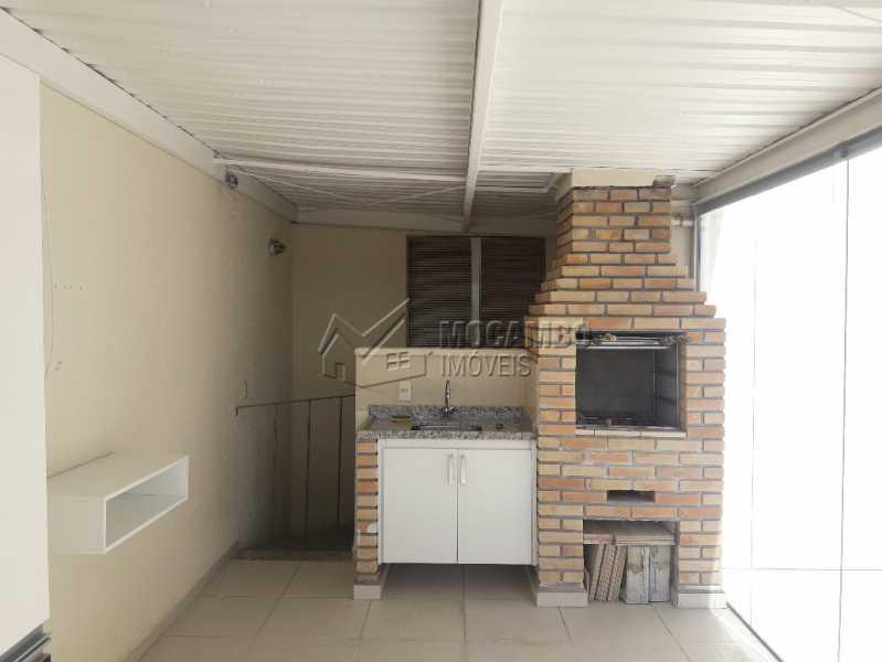 Churrasqueira - Apartamento 2 quartos à venda Itatiba,SP - R$ 690.000 - FCAP20723 - 14