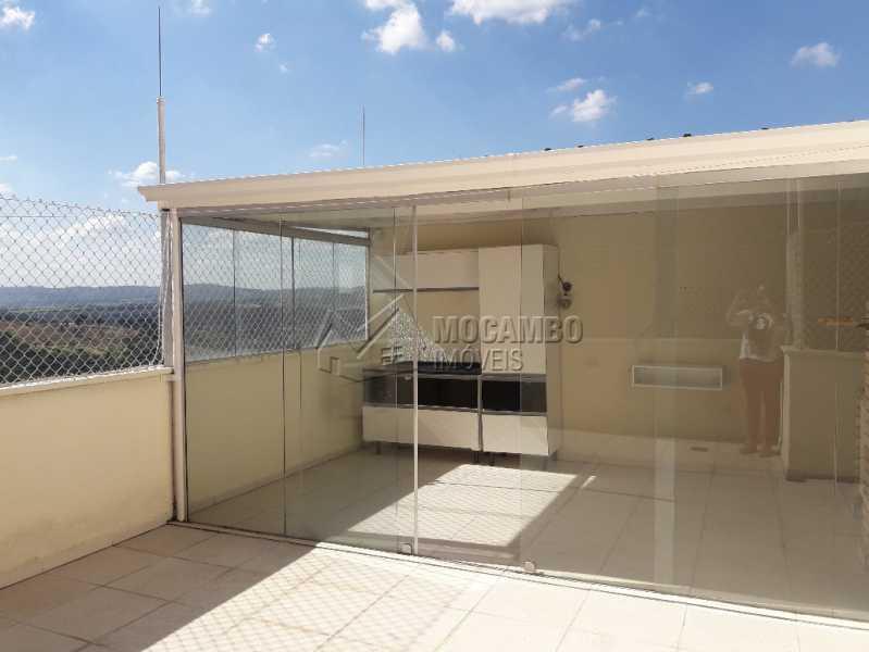 Cobertura gourmet. - Apartamento 2 quartos à venda Itatiba,SP - R$ 690.000 - FCAP20723 - 16