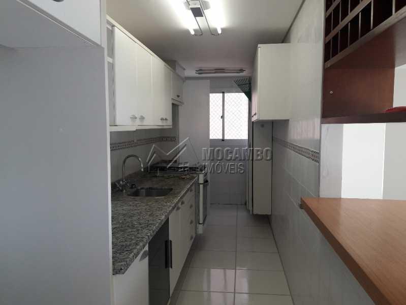 Cozinha - Apartamento 2 quartos à venda Itatiba,SP - R$ 690.000 - FCAP20723 - 1