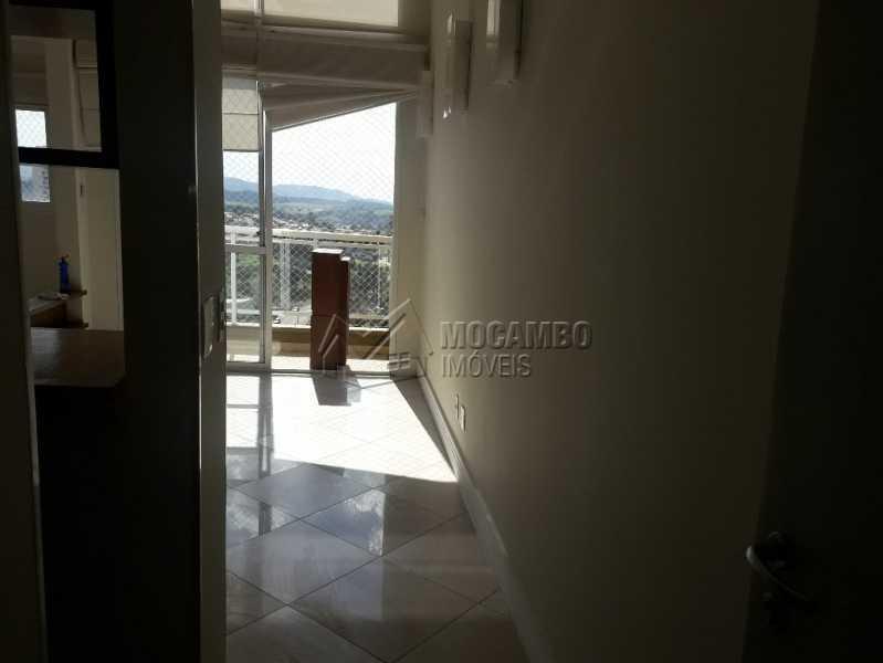 Entrada - Apartamento 2 quartos à venda Itatiba,SP - R$ 690.000 - FCAP20723 - 4