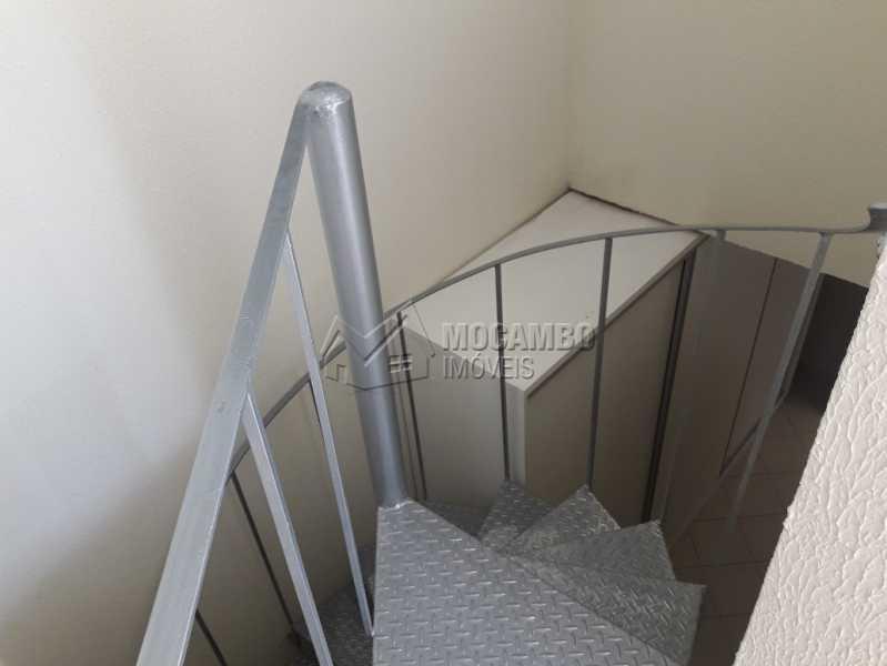 Escada cobertura gourmet - Apartamento 2 quartos à venda Itatiba,SP - R$ 690.000 - FCAP20723 - 13