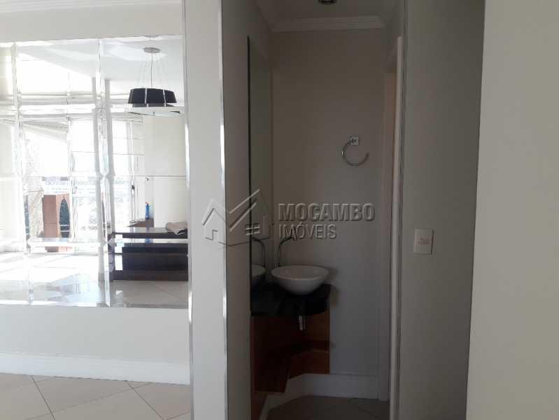 Lavabo. - Apartamento 2 quartos à venda Itatiba,SP - R$ 690.000 - FCAP20723 - 7