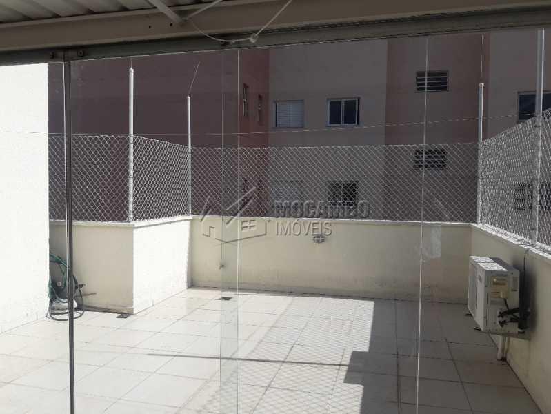 Quintal - Apartamento 2 quartos à venda Itatiba,SP - R$ 690.000 - FCAP20723 - 18