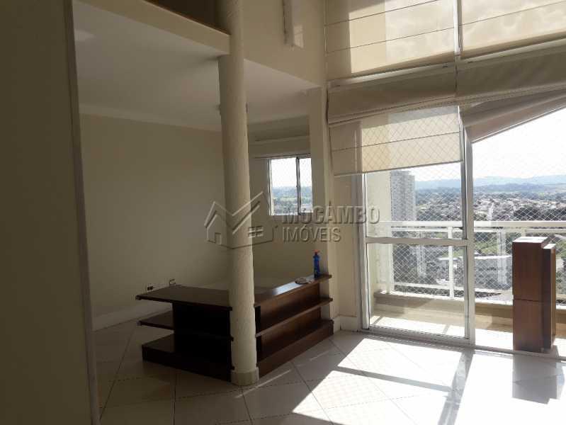 Sala estar - Apartamento 2 quartos à venda Itatiba,SP - R$ 690.000 - FCAP20723 - 3