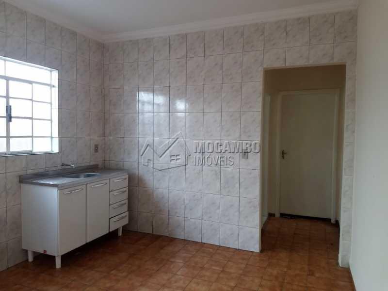 Cozinha - Casa À Venda - Itatiba - SP - Bairro do Engenho - FCCA20951 - 5