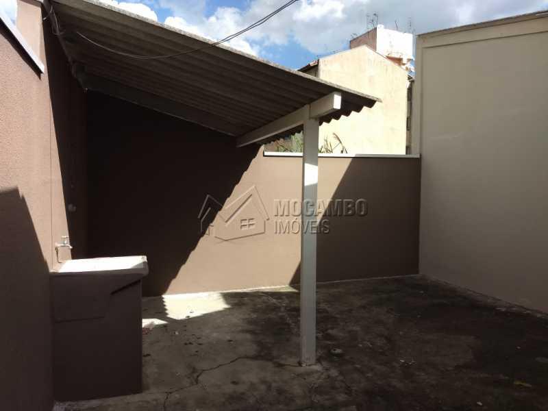 Quintal - Casa À Venda - Itatiba - SP - Bairro do Engenho - FCCA20951 - 10