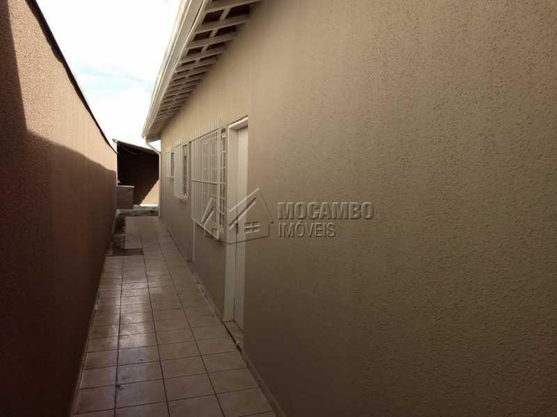 Área Externa - Casa À Venda - Itatiba - SP - Bairro do Engenho - FCCA20951 - 11
