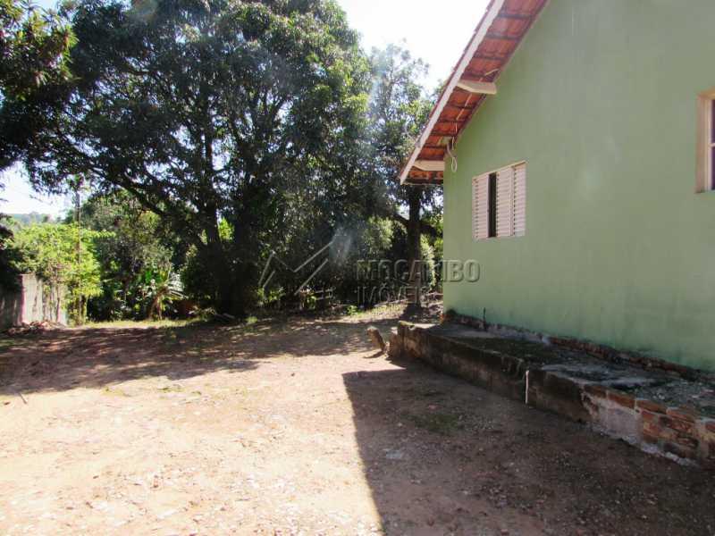 Quintal - Chácara 3548m² à venda Itatiba,SP - R$ 800.000 - FCCH30097 - 5