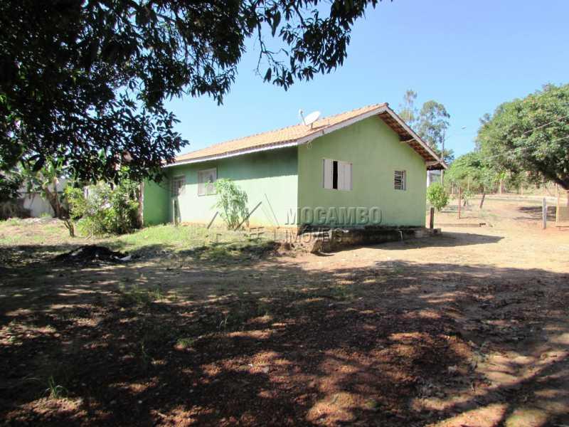 Casa - Chácara 3548m² à venda Itatiba,SP - R$ 800.000 - FCCH30097 - 1