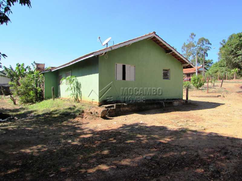 Casa principal - Chácara 3548m² à venda Itatiba,SP - R$ 800.000 - FCCH30097 - 15