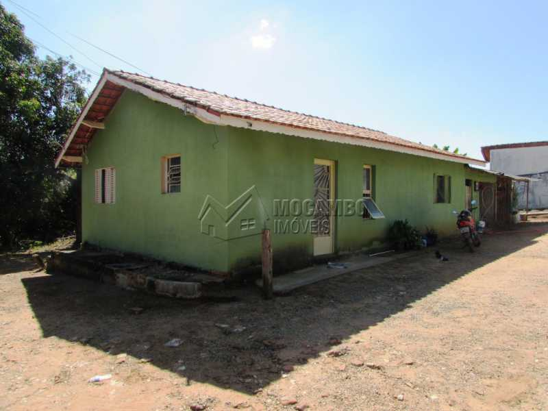 Casa principal - Chácara 3548m² À Venda Itatiba,SP - R$ 800.000 - FCCH30097 - 17