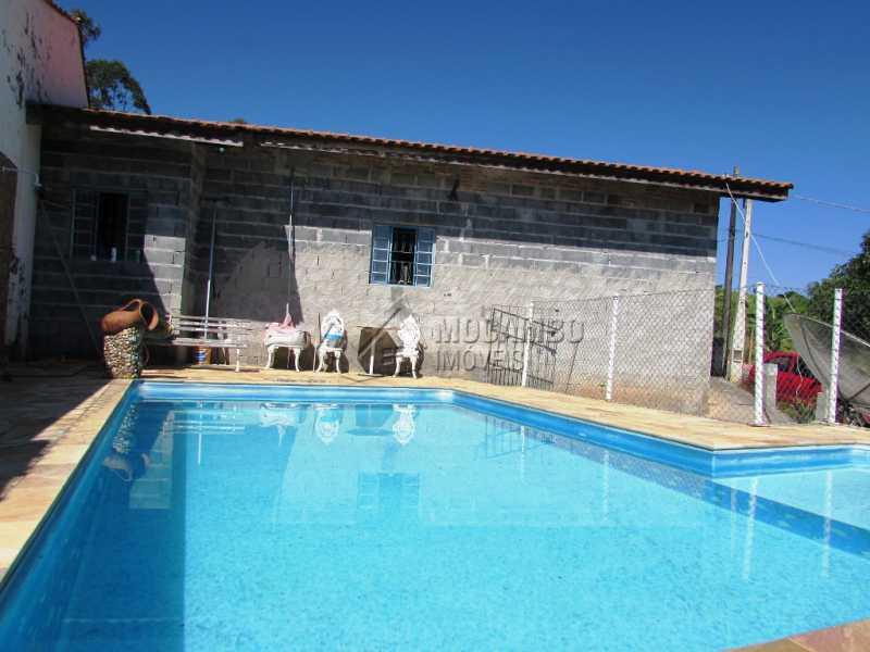 Piscina - Chácara 3548m² À Venda Itatiba,SP - R$ 800.000 - FCCH30097 - 20