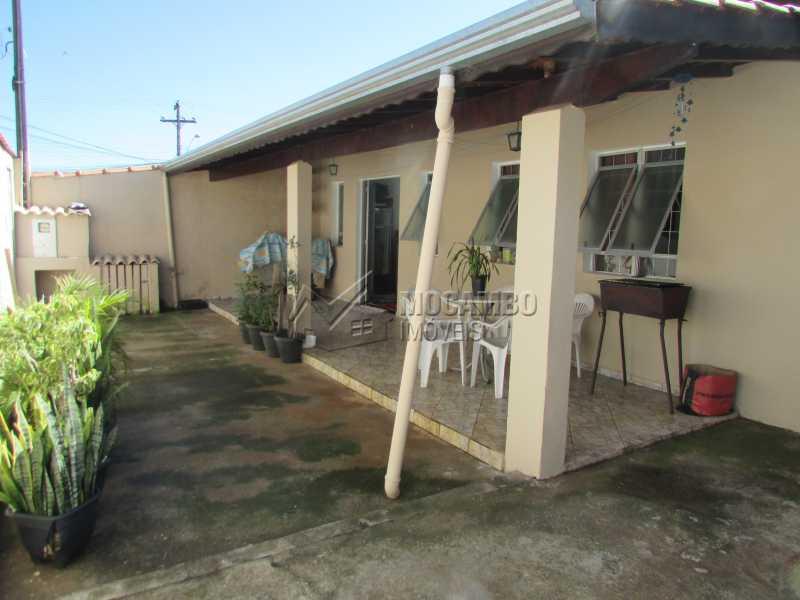 Varanda - Casa 3 Quartos À Venda Itatiba,SP - R$ 350.000 - FCCA31050 - 5