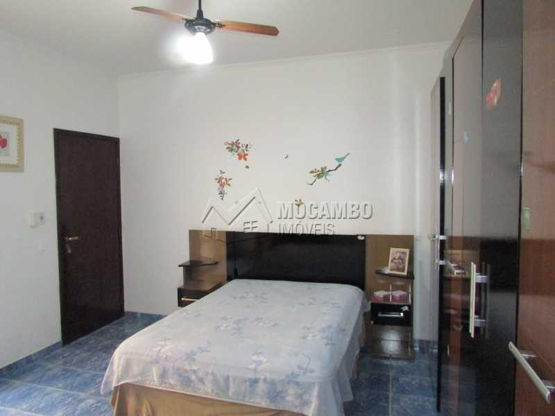 Suíte - Casa 3 Quartos À Venda Itatiba,SP - R$ 350.000 - FCCA31050 - 6