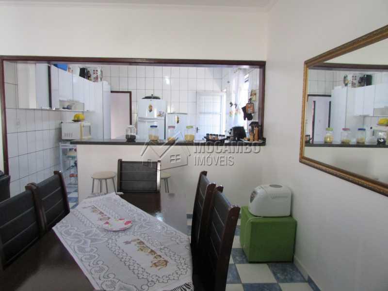 Sala de Jantar - Casa 3 Quartos À Venda Itatiba,SP - R$ 350.000 - FCCA31050 - 4