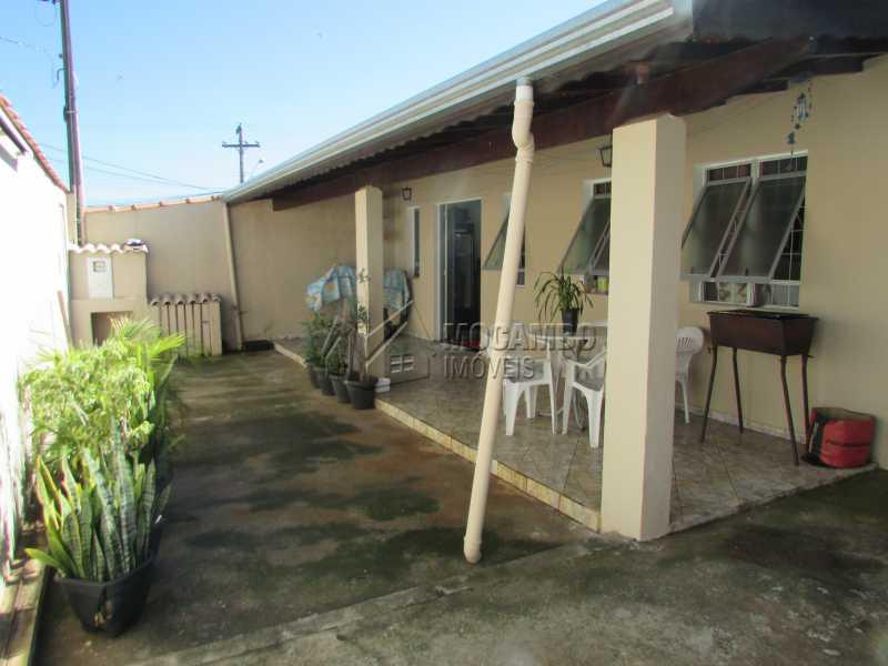 Varanda - Casa 3 Quartos À Venda Itatiba,SP - R$ 350.000 - FCCA31050 - 9
