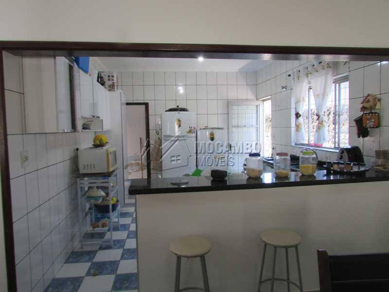 Cozinha - Casa 3 Quartos À Venda Itatiba,SP - R$ 350.000 - FCCA31050 - 10