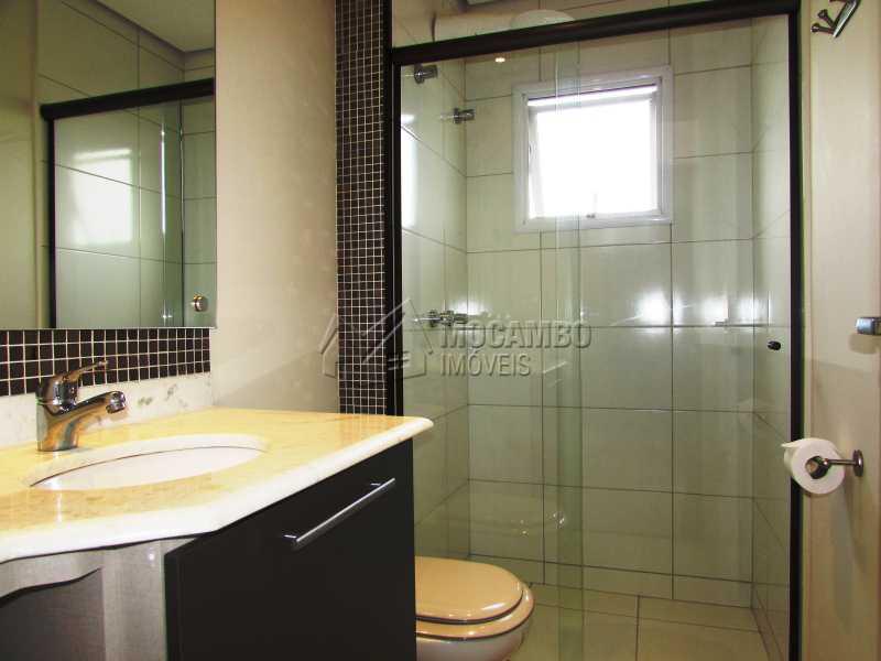 Banheiro Social - Apartamento 2 quartos à venda Itatiba,SP - R$ 345.000 - FCAP20725 - 10