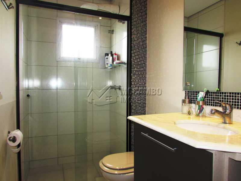 Banheiro suíte - Apartamento 2 quartos à venda Itatiba,SP - R$ 345.000 - FCAP20725 - 11