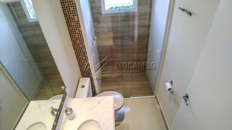 Banheiro social - Apartamento 2 quartos à venda Itatiba,SP - R$ 345.000 - FCAP20725 - 9