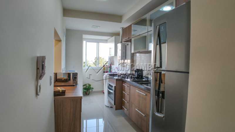 Cozinha - Apartamento 2 quartos à venda Itatiba,SP - R$ 345.000 - FCAP20725 - 8