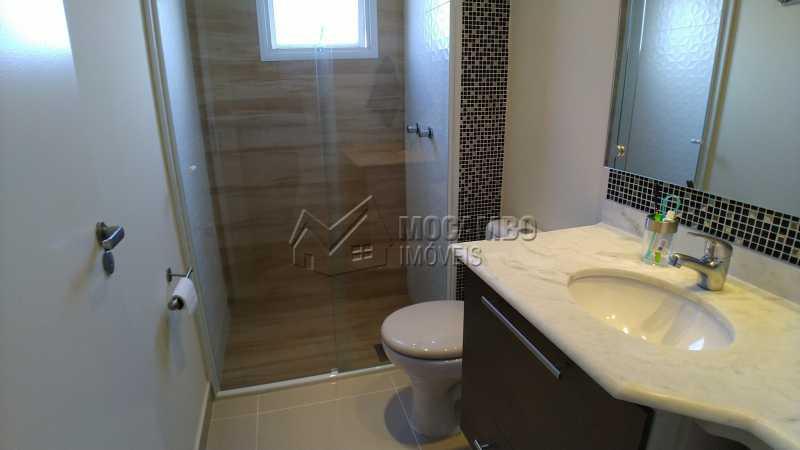 Banheiro Suíte - Apartamento 2 quartos à venda Itatiba,SP - R$ 345.000 - FCAP20725 - 12