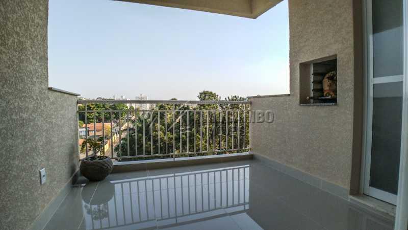 Varanda gourmet - Apartamento 2 quartos à venda Itatiba,SP - R$ 345.000 - FCAP20725 - 6
