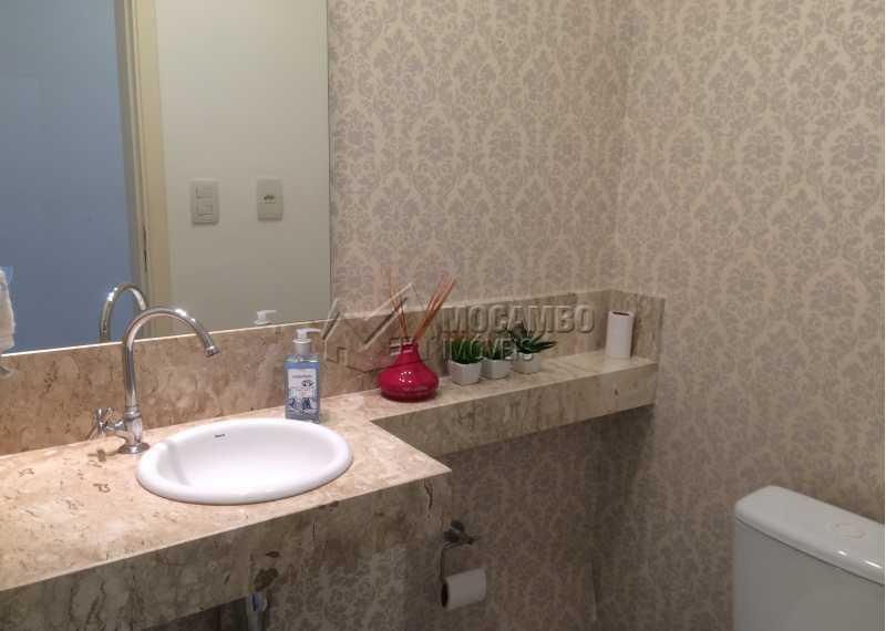 Lavabo - Apartamento 3 Quartos À Venda Itatiba,SP - R$ 590.000 - FCAP30415 - 5