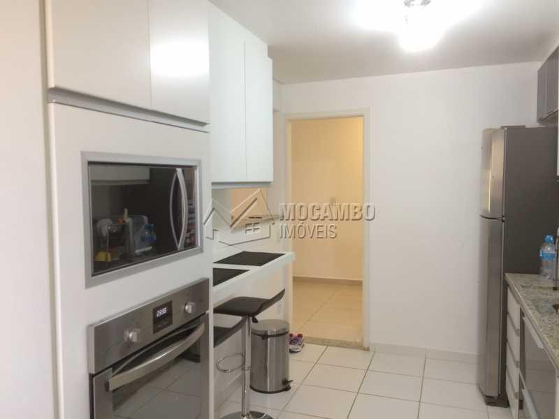 Cozinha/Lavanderia - Apartamento 3 Quartos À Venda Itatiba,SP - R$ 590.000 - FCAP30415 - 4
