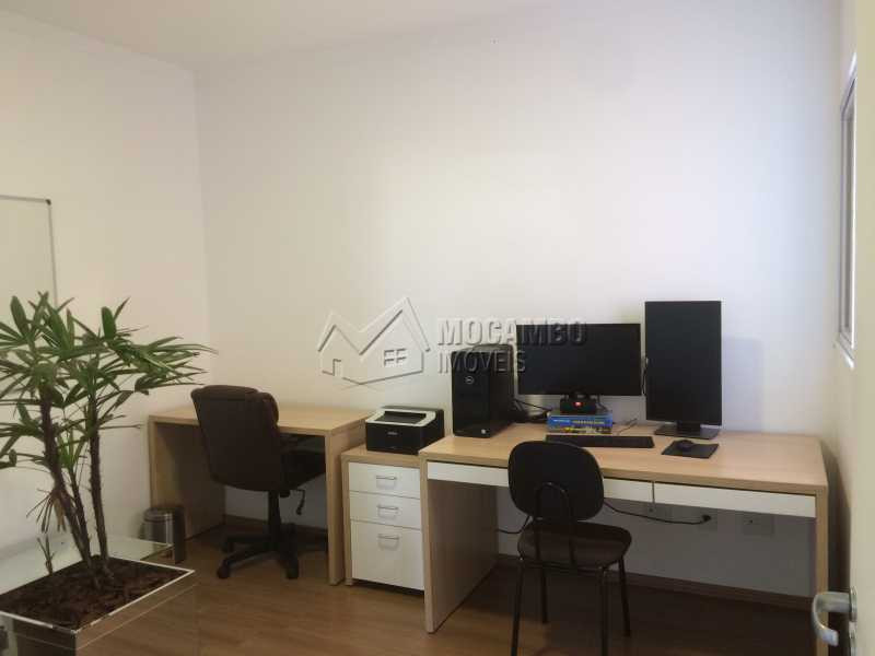 Dormitório/Escritório - Apartamento 3 Quartos À Venda Itatiba,SP - R$ 590.000 - FCAP30415 - 7