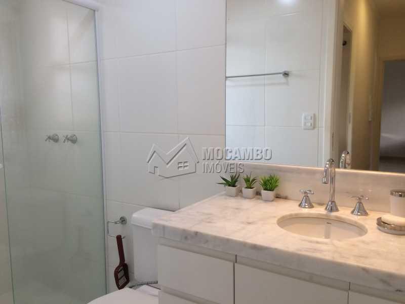 Banheiro social - Apartamento 3 Quartos À Venda Itatiba,SP - R$ 590.000 - FCAP30415 - 9