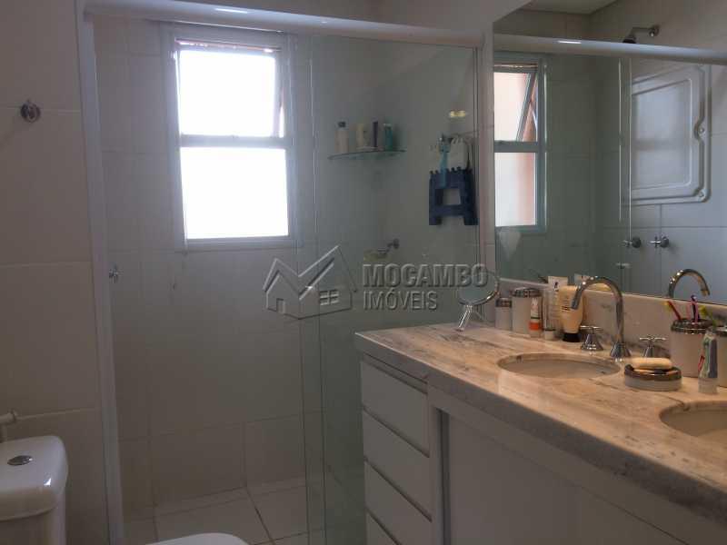 Banheiro Suíte - Apartamento 3 Quartos À Venda Itatiba,SP - R$ 590.000 - FCAP30415 - 11