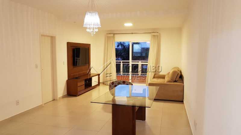 Sala - Apartamento 3 Quartos À Venda Itatiba,SP - R$ 590.000 - FCAP30415 - 1